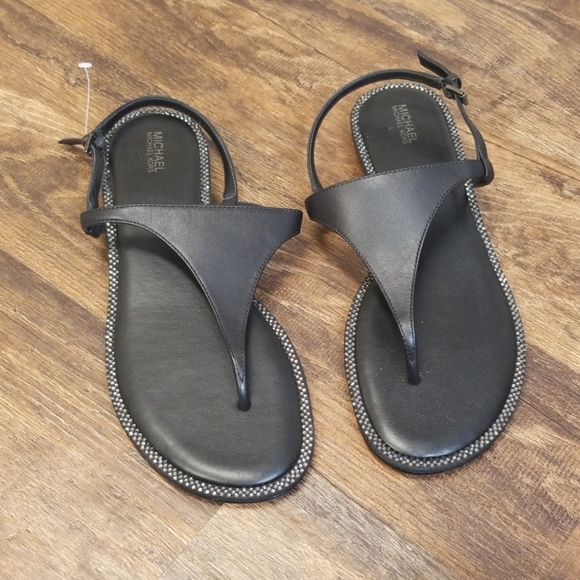 Michael Enid Thong Sandals Womens Sh